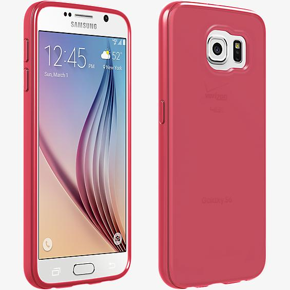 High Gloss Silicone Cover for Samsung Galaxy S 6