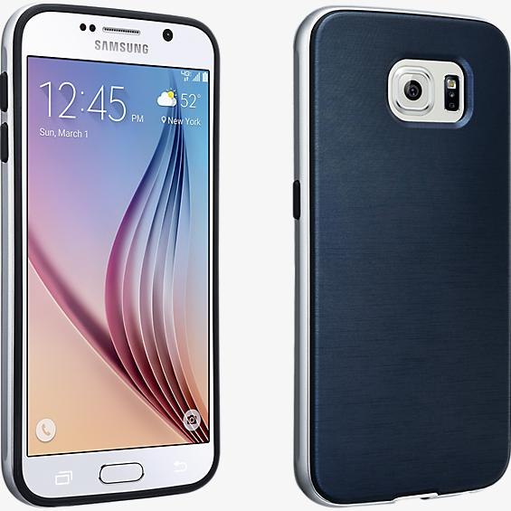 Soft Cover with Bumper for Samsung Galaxy S 6