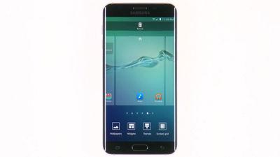 Customizing Your Samsung Galaxy S6 edge +