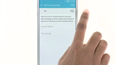 How to Use NFC (Near Field Communications) on Your Samsung Galaxy S® 6