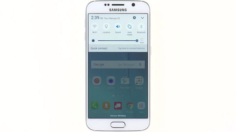 Setting up wi fi bluetooth on your samsung galaxy s 6 verizon wireless greentooth Image collections