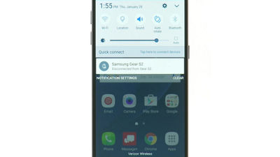 Managing the Lock Screen on Your Samsung Galaxy S7 from Verizon