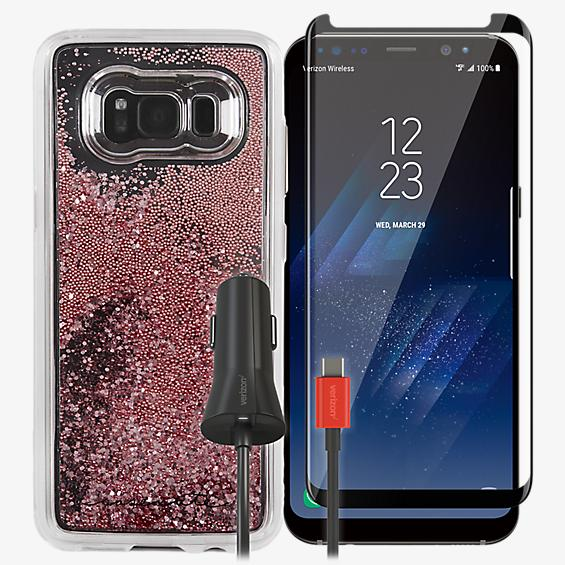 Case-Mate Waterfall Case Bundle for Galaxy S8