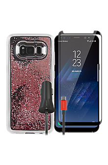 buy popular f3b51 55752 Case-Mate Waterfall Case Bundle for Galaxy S8