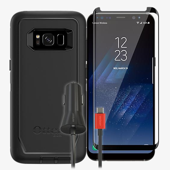 OtterBox Defender Case Bundle for Galaxy S8