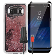 Case-Mate Waterfall Case Bundle for Galaxy S8+