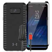 UA Protect Grip Case Bundle for Galaxy S8+