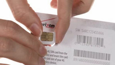 How to Insert a SIM Card
