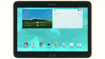 Samsung Galaxy Tab® 4 (10.1) Camera and Camcorder Overview