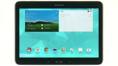 How to Browse the Web on Your Samsung Galaxy Tab® 4 (10.1)