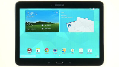 Using Wi-Fi and Bluetooth® on Your Samsung Galaxy Tab® 4 (10.1)