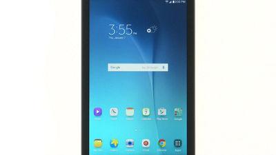 Resumen de la cámara y videocámara de tu Samsung Galaxy Tab E (8.0)