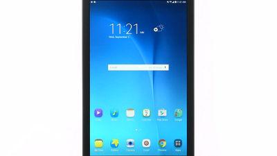 Samsung Galaxy Tab E Basic Device Navigation