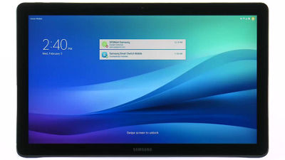 Navigating Your Samsung Galaxy View from Verizon