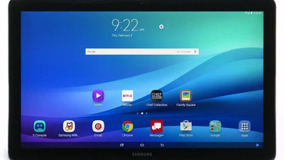Using the Split Screen Feature on Your Samsung Galaxy View from Verizon