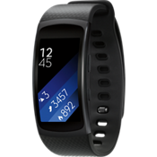 Gear Fit2 - Dark Gray (Large)
