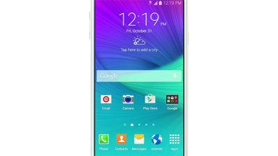 Conectar y descargar la aplicación Samsung Gear