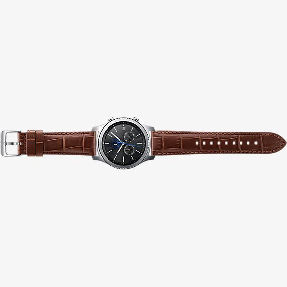 Gear S3 Alligator Leather Band
