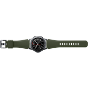 Gear S3 Silicon Band - Khaki Green