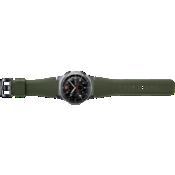 Gear S3 Silicon Band - Khaki Green