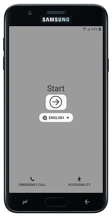 Samsung Galaxy J3 V (3rd Gen ) setup guide