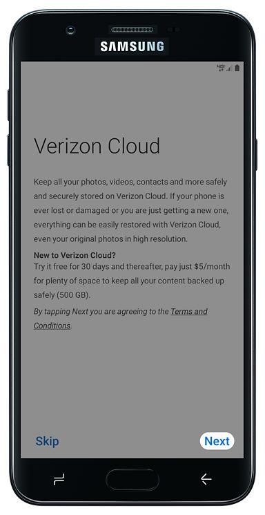 hook up new phone verizon