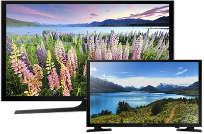 Samsung 50inch and 32 inch TV