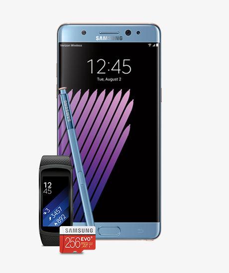 Samsung Galaxy Note 7 Bundle