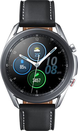 Galaxy Watch 3 Mystic Silver