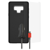 Presido Pro Case, Protection and Charging Bundle for Galaxy Note9