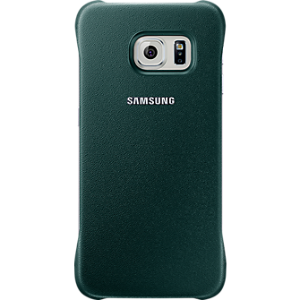 Protective Cover for Samsung Galaxy S 6 Edge - Green