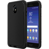 Rugged Case for Galaxy 2nd Gen J7/J7V - Black