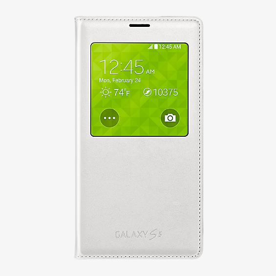 S-View Cover for Galaxy S5