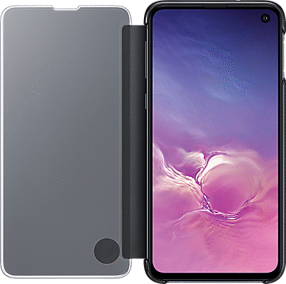 check out 1806b 7a842 S-View Flip Cover for Galaxy S10e