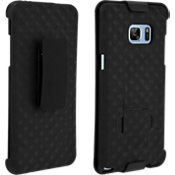 Shell Holster Combo for Samsung Galaxy Note7 - Black