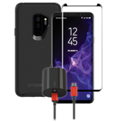 OtterBox Symmetry, Charge, & Protection Bundle for Galaxy S9+