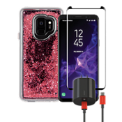 Case-Mate Waterfall Case Bundle for Galaxy S9