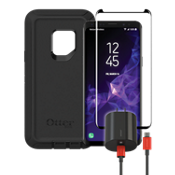 OtterBox Defender Charge, & Protection Bundle for Galaxy S9