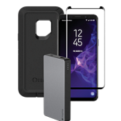 OtterBox Defender Power, & Protection Bundle for Galaxy S9