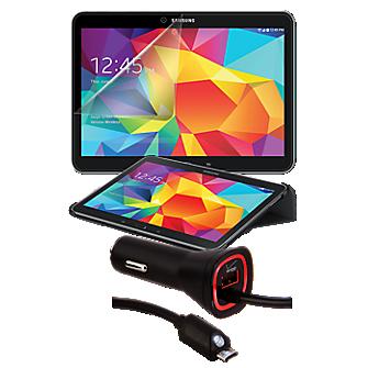 Speck Stylfolio Bundle for Samsung Galaxy Tab 4 (10.1)