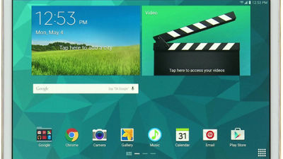 Setting Up Personal and Work Email on Your Samsung Galaxy Tab S