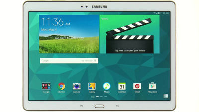 Managing the Lock Screen on Your Samsung Galaxy Tab S