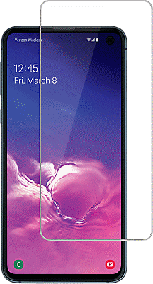 low priced d7ab2 aa50e Tempered Glass Screen Protector for Galaxy S10e