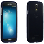Verizon High Gloss Silicone Cover for Samsung Galaxy S 4