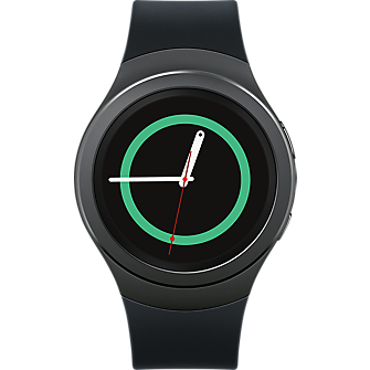 Samsung Gear S2 in Dark Grey