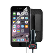 Shell Holster Bundle for iPhone 6 Plus/6s Plus