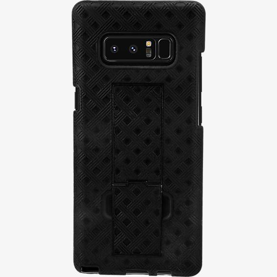 Shell Holster Combo Case for Galaxy Note8