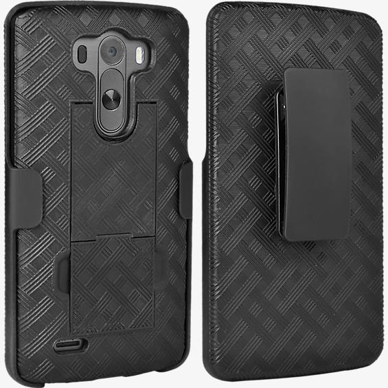 Shell/Holster Combo for LG G3