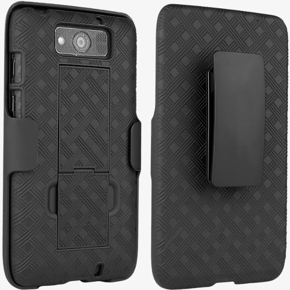 Shell/Holster Combo for Motorola MAXX