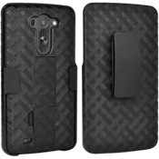 Shell/Holster Combo for LG G Vista